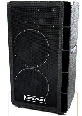 barefaced big twin bass cabinet, басовый кабинет Barefaced Big Twin