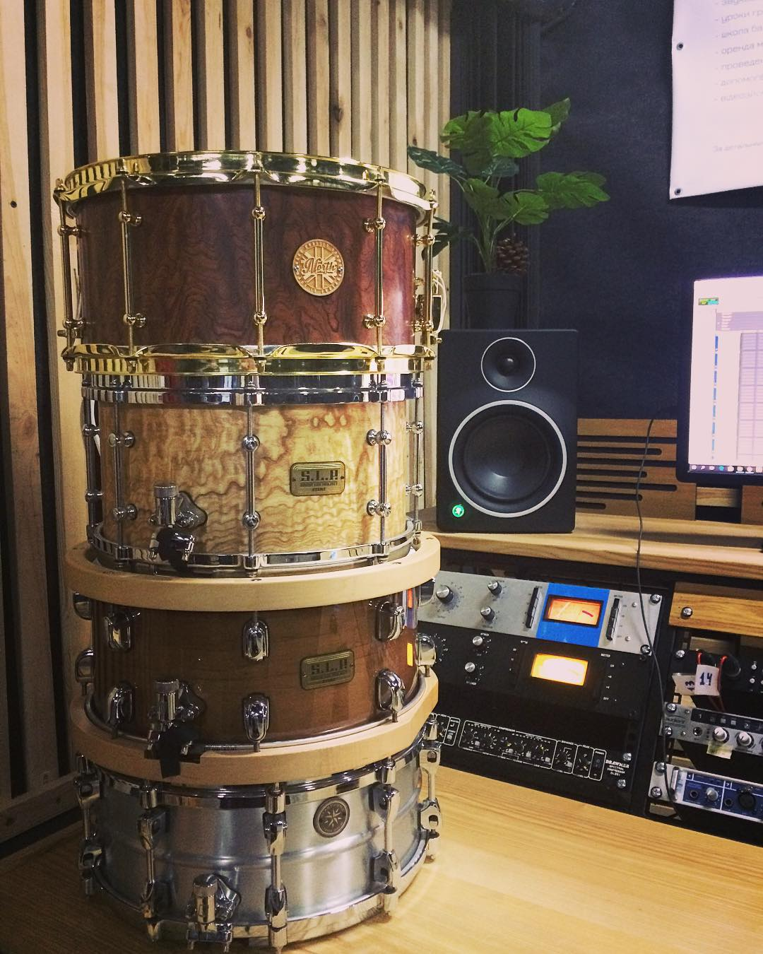 snare drums_at_checkpoint_studio