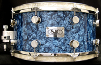 sjc custom snare drum, выбор малого барабана для джаза