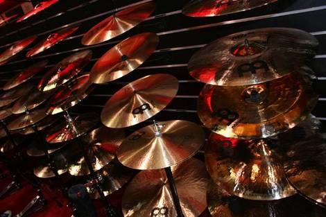 meinl cymbals, тарелки Meinl, сплавы для тарелок, cymbals alloy