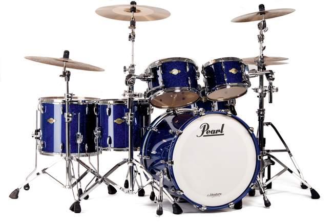 pearl masters premium legend navy blue sparkle, барабанная установка pearl masters premium legend navy blue sparkle