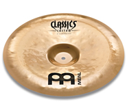 meinl classics custom extreme metal china, тарелка meinl classics custom extreme metal china,