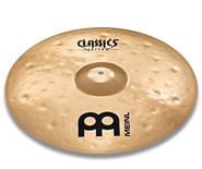meinl classics custom extreme metal crash, тарелка meinl classics custom extreme metal crash