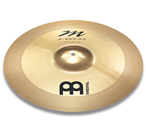 meinl m-series fusion medium crash, тарелки meinl m-series fusion medium crash