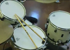 boom alley drums, барабаны Boom Alley Drums