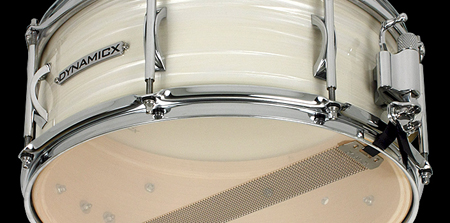 dynamicx drums backbeat charcoal strata snare drum, малый барабан Dynamicx Drums Backbeat Cream Strata