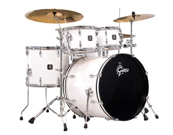gretsch energy drum kit white, барабаны gretsch energy drum kit white