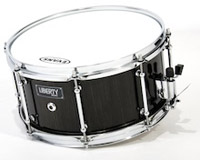 liberty drums black snare drum, Малый барабан Liberty Drums Snare Drum Black