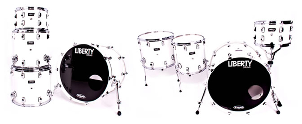 liberty drums r series drum kit, барабанная установка Liberty Drums R Series