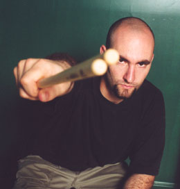 drummer matt byrne барабанщик Мет Бирн Hatebreed