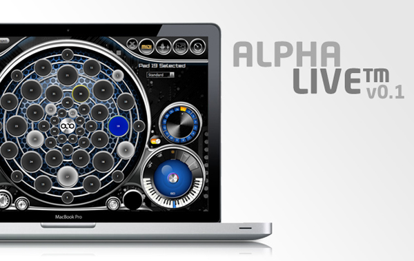 alphasphere electronic tactile percussion, электронная перкуссия alphasphere