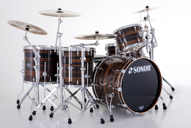 sonor ascent drum series, барабанная серия Sonor Ascent