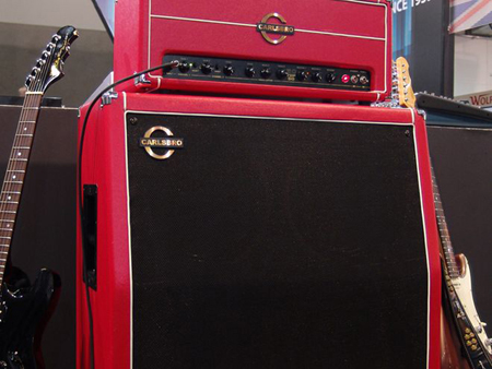 carlsbro 50 top guitar amplifiers, гитарный усилитель carlsbro 50 top