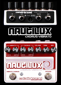 catalinbread nautilux pedal, педаль catalinbread nautilux